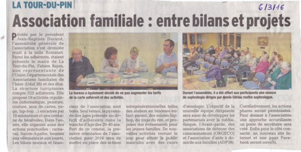article AG 2016