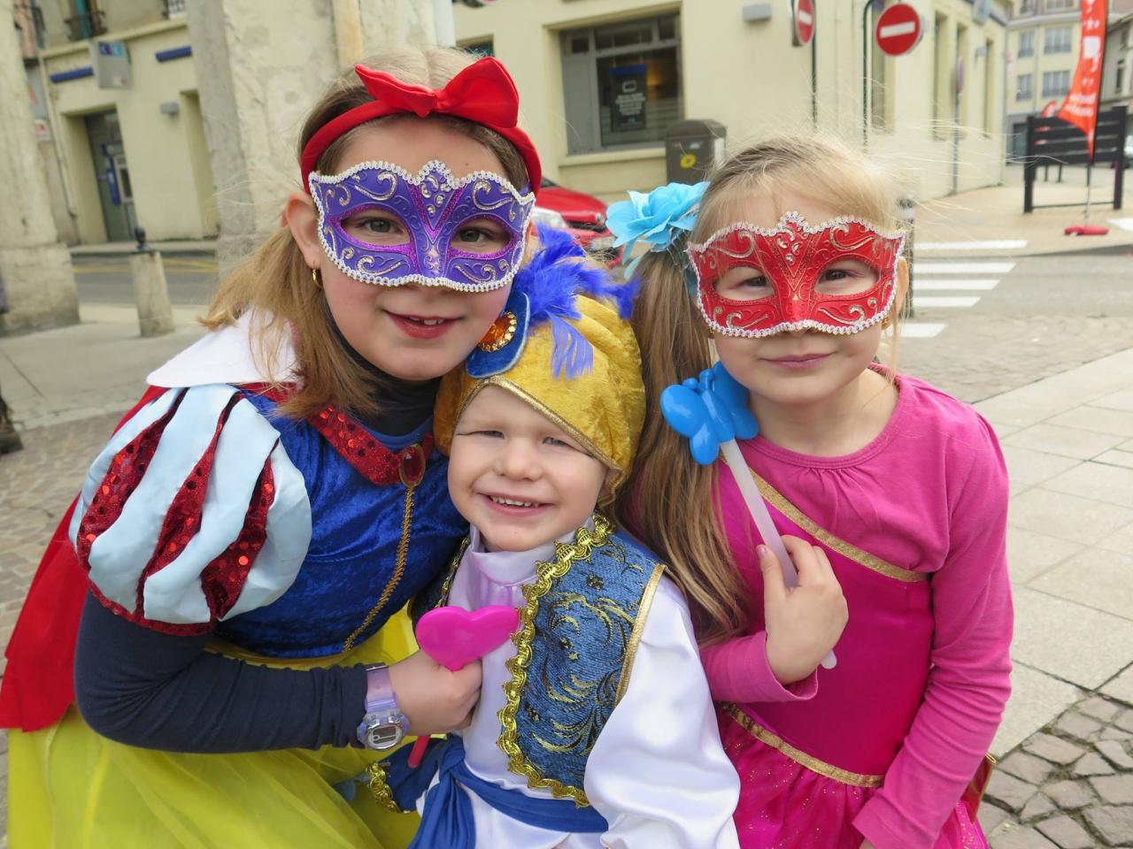 carnaval princesse