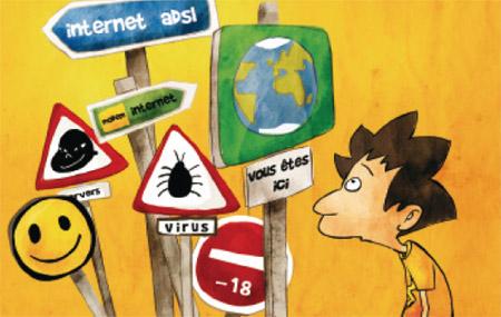 dnager internet