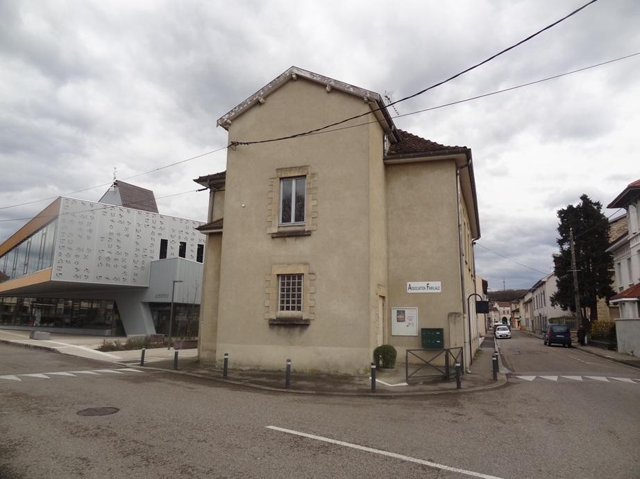 Nos locaux rue Jean Jaurès