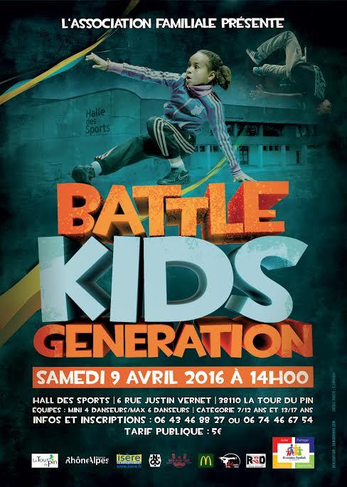 Affiche battle 2016