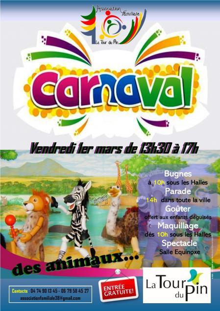 Affiche carnaval 2019 v3