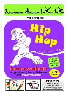 Affiche hiphop