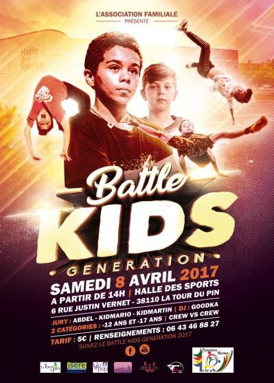 Battle kids generation2017 v2