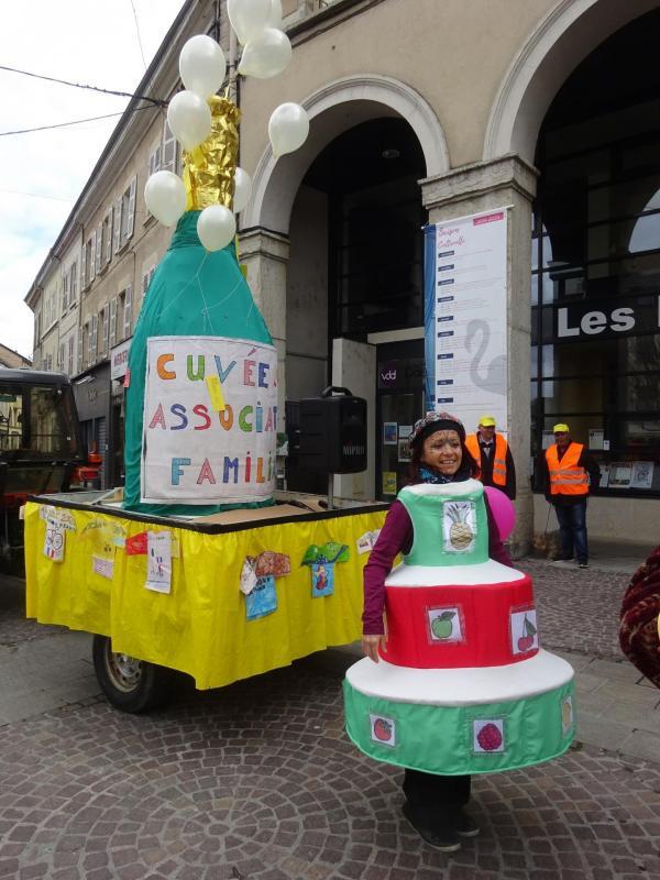 Madame Gateau Carnaval 20